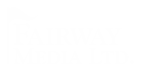 white fairway media logo