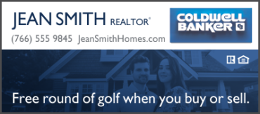 realtor advertisement for a scorecard